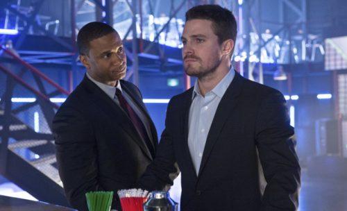 Avances sobre el futuro de Oliver Queen y Diggle en Arrow