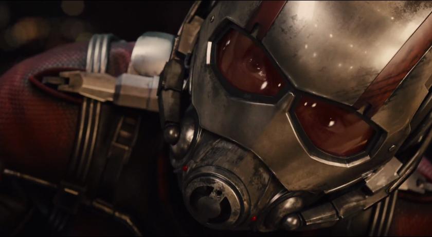 El papel de Ant-Man en Capitán América: Civil War