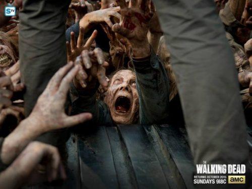 Fotos promocionales de la sexta temporada de The Walking Dead