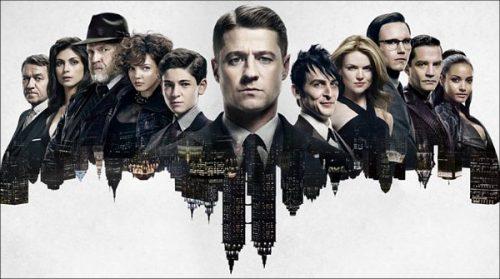 """Gotham"": ¡Espectacular nuevo poster para la segunda temporada!"