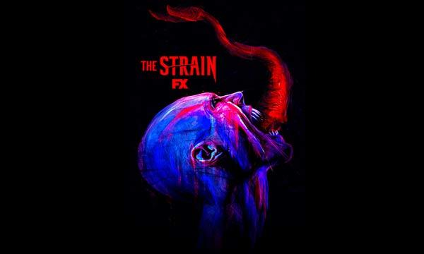 Renovación de The Strain para una tercera temporada