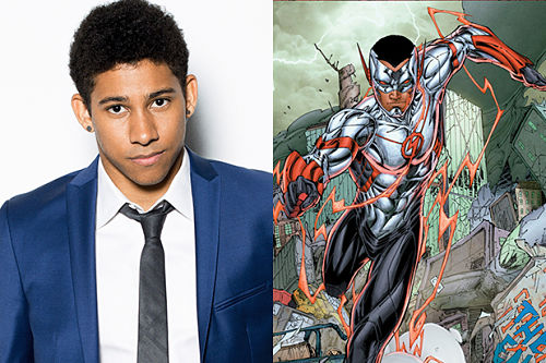 """The Flash"": ¡Conocemos al actor que dará vida a Wally West!"