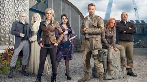 """La serie """"Defiance"""" podría ser cancelada tras tres temporadas"""