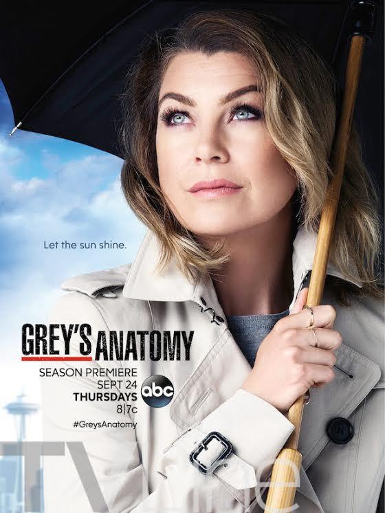 Tráiler de la nueva temporada de Anatomía de Grey