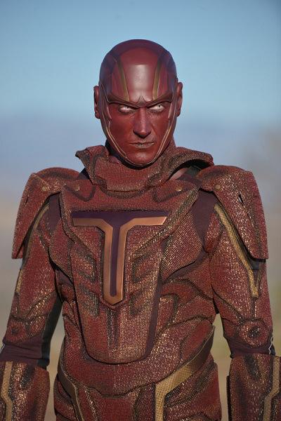Primera imagen de Red Tornado en Supergirl