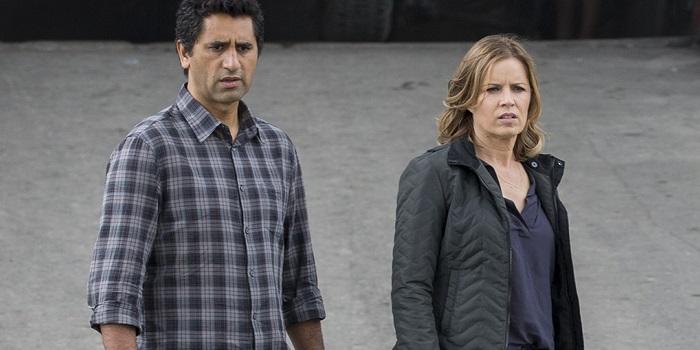 Kim Dickens habla sobre el segundo capítulo de Fear The Walking Dead