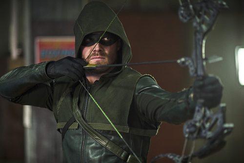 ¿Linterna verde en la cuarta temporada de Arrow?