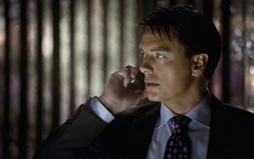 Malcolm Merlyn en la cuarta temporada de Arrow