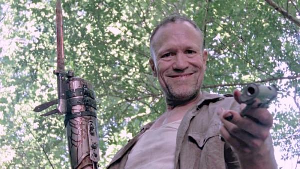 Rumores sobre la posible aparición de Merle en The Walking Dead