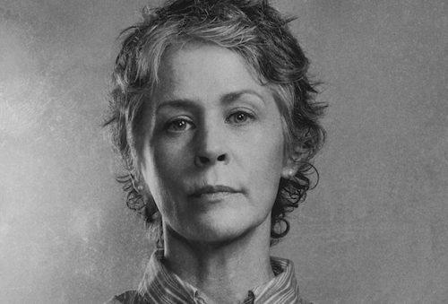 """""""The Walking Dead"""": ¡Presentamos la fotografía promocional de Carol para la sexta temporada!"""