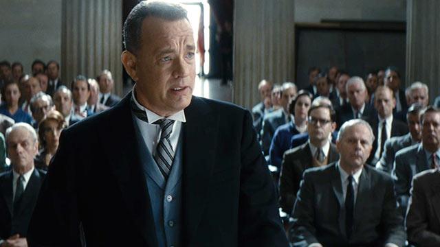 Tráiler de El puente de los espías de Tom Hanks y Steven Spielberg