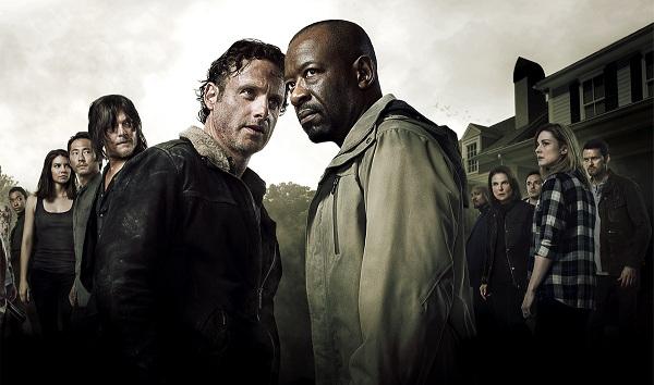 Tráiler de la sexta temporada de The Walking Dead