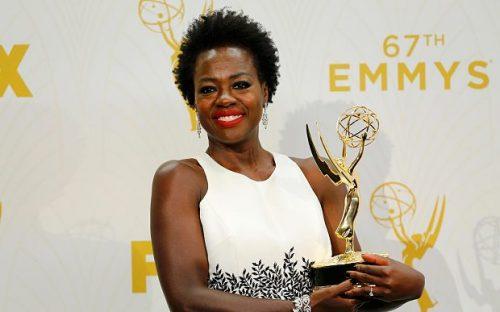 Viola Davis la primera afroamericana en ganar el premio a mejor actriz de drama