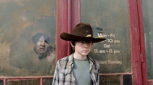 """""""The Walking Dead"""": ¡Spoilers sobre Carl que han conmocionado a los fans!"""