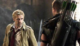 """""""Arrow"""": ¡Presentamos la promo del episodio con Constantine!"""