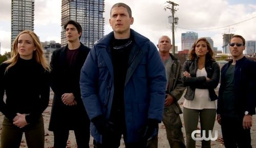 """DC´s Legends of Tomorrow"": ¡Presentamos el primer tráiler extendido de la serie!"