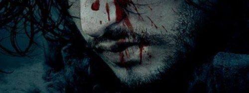 """""""Juego de Tronos"""": ¡Jon Snow es el protagonista del primer poster de la sexta temporada!"""