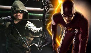 """""""The Flash"""": ¡Presentamos la primera promo del crossover con """"Arrow""""!"""