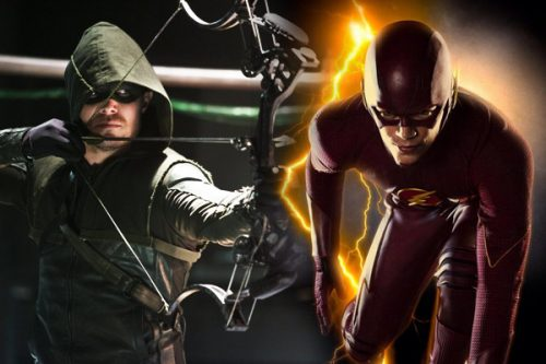 """The Flash"": ¡Presentamos la primera promo del crossover con ""Arrow""!"