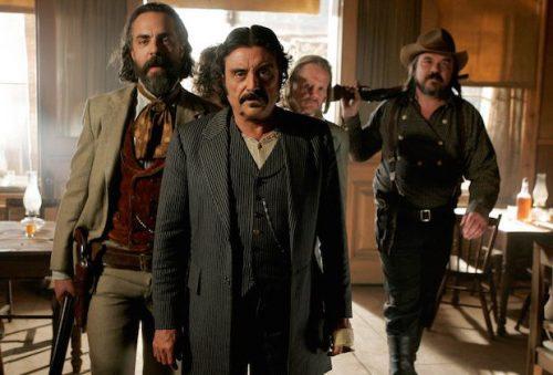 """HBO finalmente preparará una película para """"Deadwood"""""""