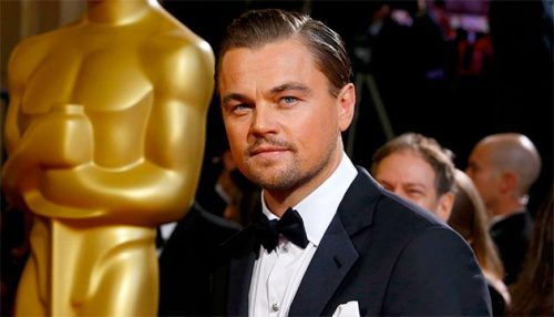 Leornardo DiCaprio gano Oscar 2016 mejor actor