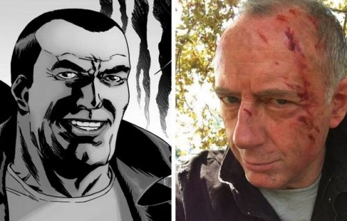 """The Walking Dead"": ¡Spoilers sobre el personaje de Gregory!"