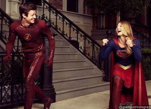 """""""The Flash"""": ¡Confirmado el crossover con """"Supergirl""""!"""