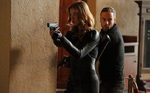 ¡Detalles sobre el spin-off de Marvel Agents of S.H.I.E.L.D!
