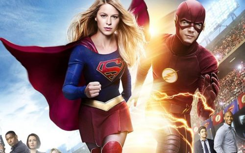 """Supergirl"": ¡Promo del esperado crossover con ""The Flash""!"