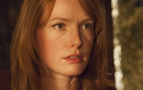 """The Walking Dead"": ¡Alicia Witt está entusiasmada con la sexta temporada!"