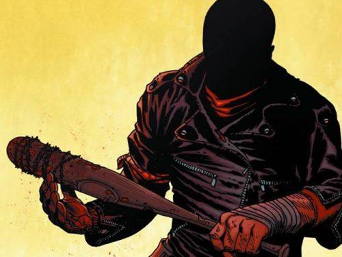 """""""The Walking Dead"""": ¡Presentamos una promo con el personaje de Negan!"""