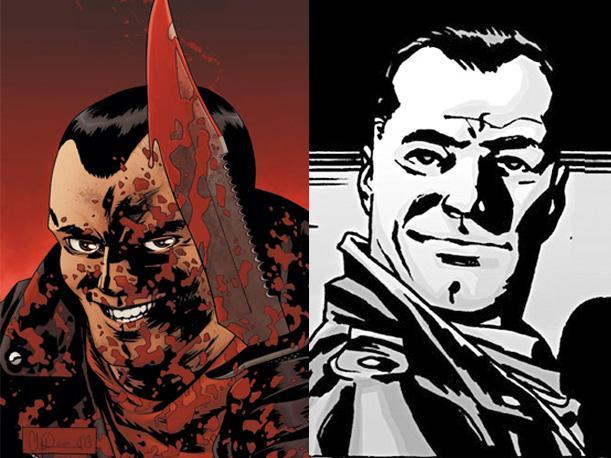 """""""The Walking Dead"""": ¡Negan acaba con la paz de Knots Untie!"""