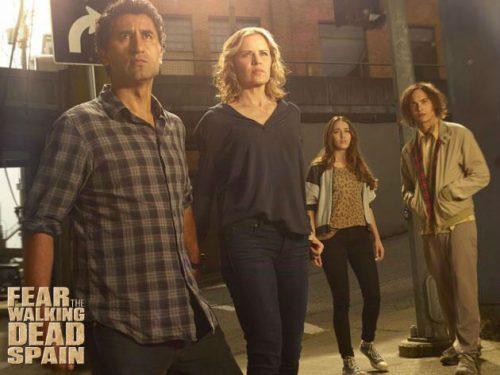 """""""Fear The Walking Dead"""": ¡Todo está listo para el estreno de la segunda temporada!"""