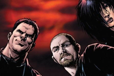 "El actor Seth Rogen adaptará el cómic ""The Boys"" en una serie de televisión"