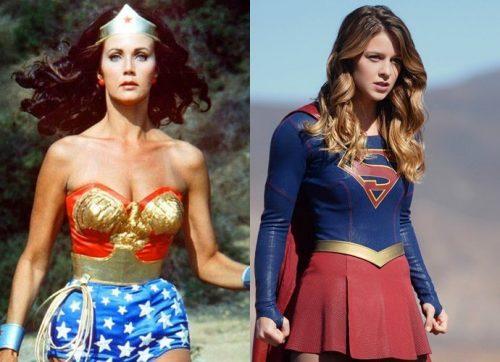 """""""Supergirl"""": ¡Lynda Carter aparecerá como Wonder Woman en la serie!"""