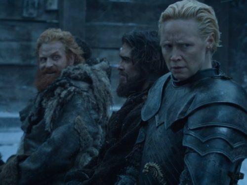 Posible romance en Game of Thrones
