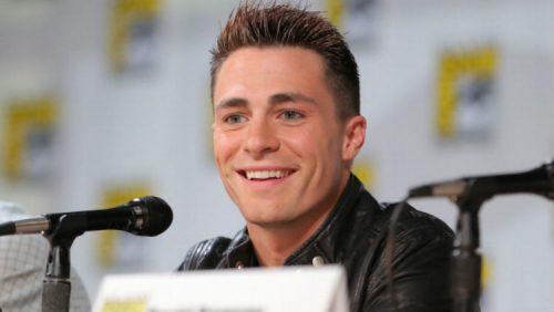"""""""Arrow"""": ¡El actor Colton Haynes quisiera volver a la serie!"""