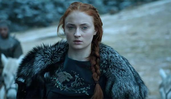 Descifran el mensaje que envía Sansa en el 6x07 de Game of Thrones