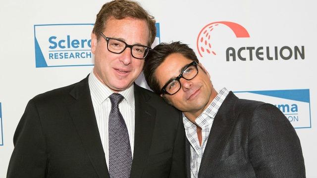 John Stamos y Bob Saget estarán en al segunda temporada de Fuller House