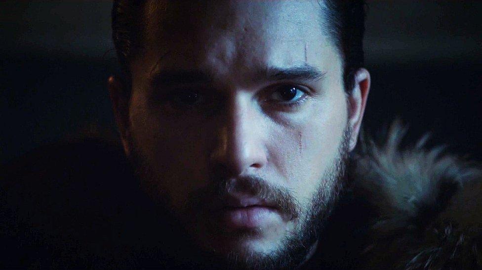 La última visión de Bran en el capítulo 6x10 de Game of Thrones