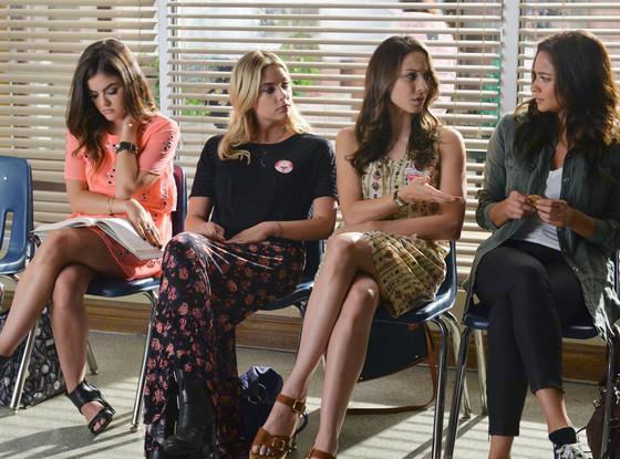 Nuevos avances de la séptima temporada de Pretty Little Liars