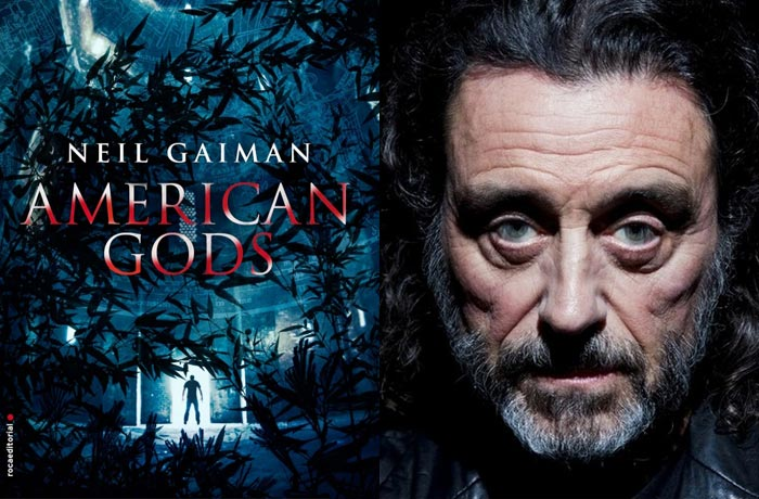 Primeras imágenes de American Gods, la serie de Neil Gaiman