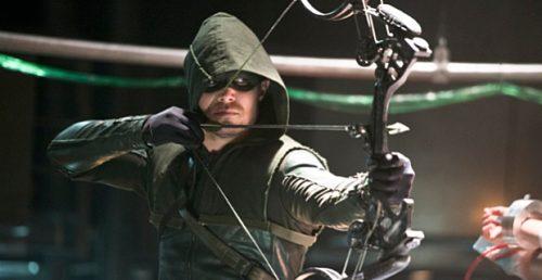 Stephen Amell habla de la quinta temporada de Arrow