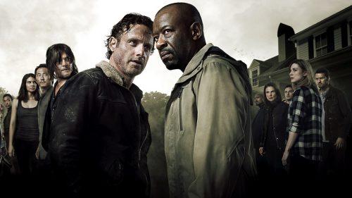 The Walking Dead tiene asegurada su octava temporada