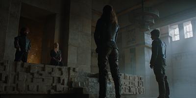 A Gemma Whelan le gustaría un romance entre Daenerys y Yara en Game of Thrones