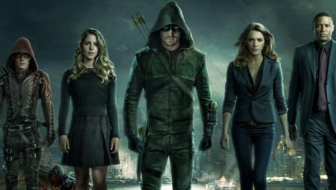 Arrow enseña su primer tráiler de su quinta temporada