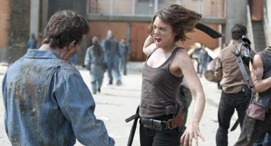 Cuatro actores ascendidos a regulares para la séptima temporada de The Walking Dead