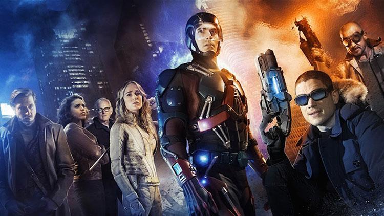 Dc´s Legends of Tomorrow habla de su segunda temporada en la comic con