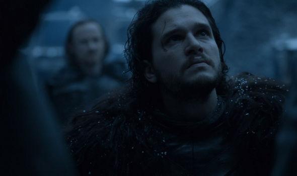 George R.R. Martin descubrió el origen de Jon Snow en 2002