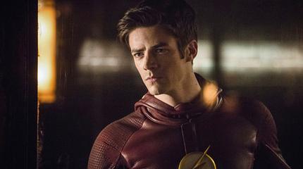 Imágenes promocionales de The Flash con nuevo héroe